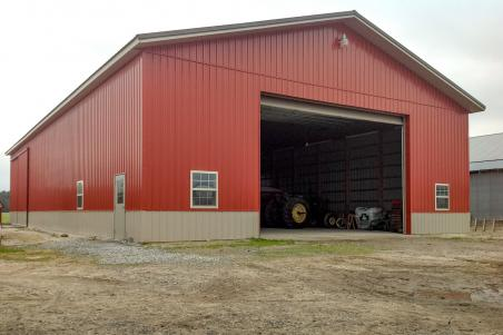 High Quality Byler Builders Builds Many Types Of Ag Buildings.