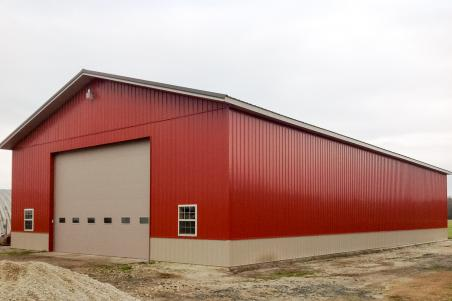 Agricultural Buildings Byler Builders