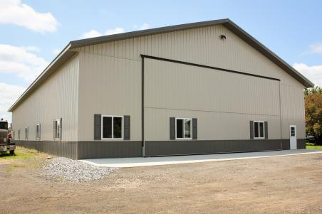 Commercial structures by Byler Builders