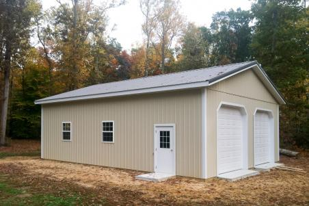 Residential Post Frame Buildings By Byler Builders ...